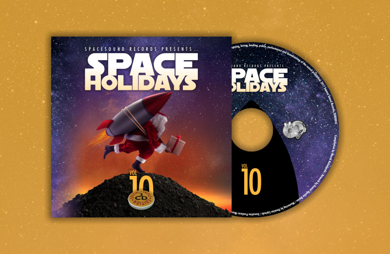 SPACE HOLIDAYS 10